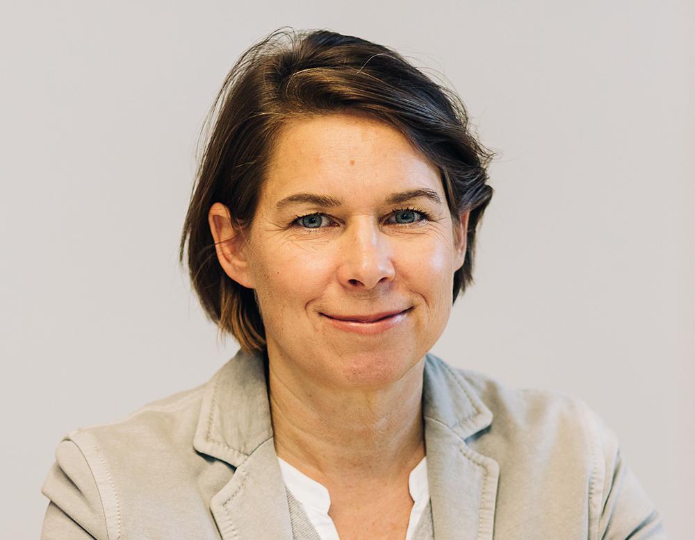 AEB-Gründerin Bettina Siegler